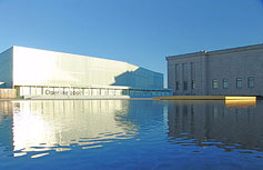 The Foundation also supports a range of arts organisations including the Nelson-Atkins Musem of Arts.