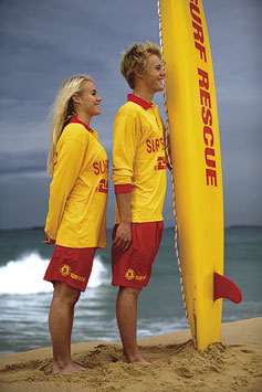BlueScope Steel has supported the Surf Life Saving movement in the Illawara since the mid 1980's.